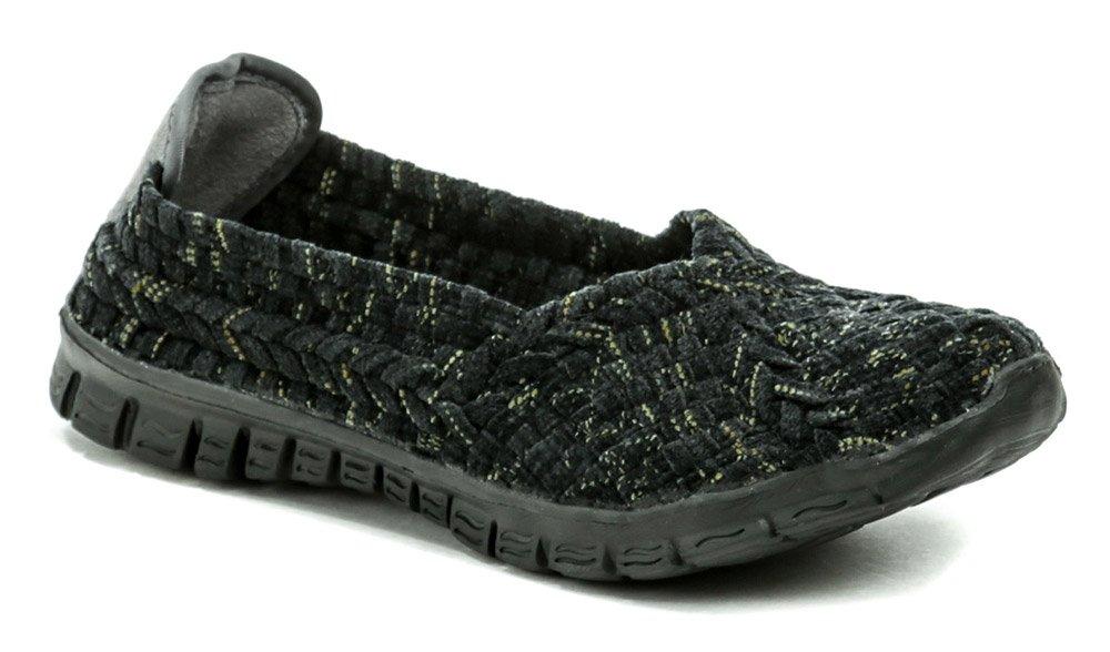 Rock Spring CARIOCA Black Lemon CAS dámska obuv z gumičiek EUR 39