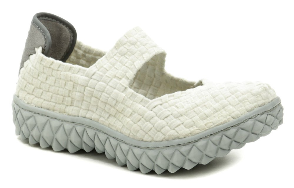Rock Spring OVER OFF White CAS dámska obuv z gumičiek EUR 39