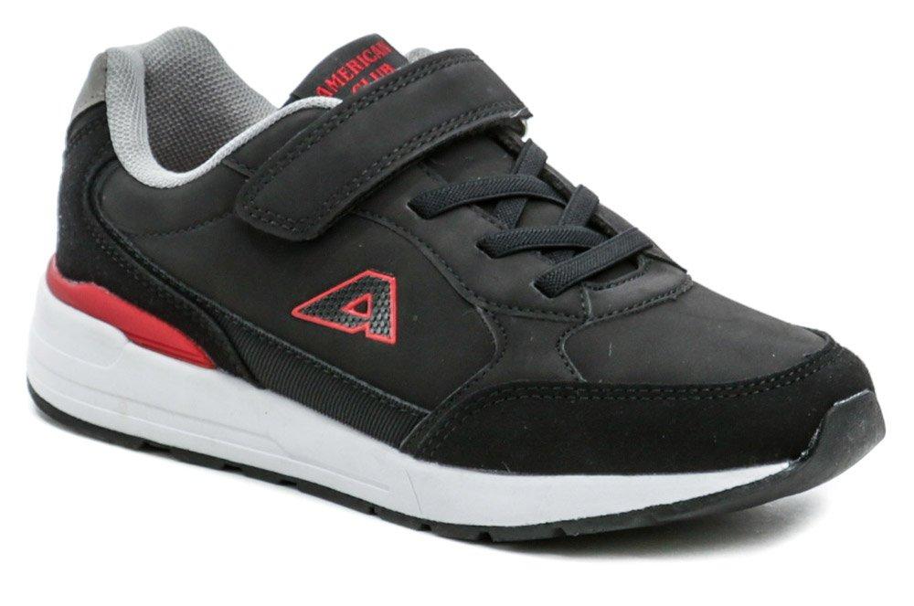 American Club AA03-21 čierne tenisky EUR 32