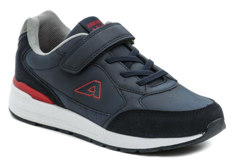 American Club AA03-21 navy tenisky EUR 35