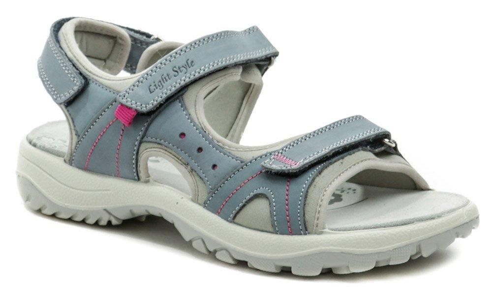 IMAC I2868e72 bledo modré dámske sandále EUR 37