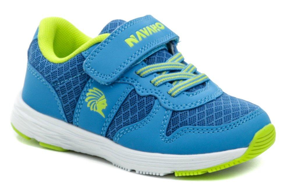 Navaho N6-507-37-01a modré detské tenisky EUR 35