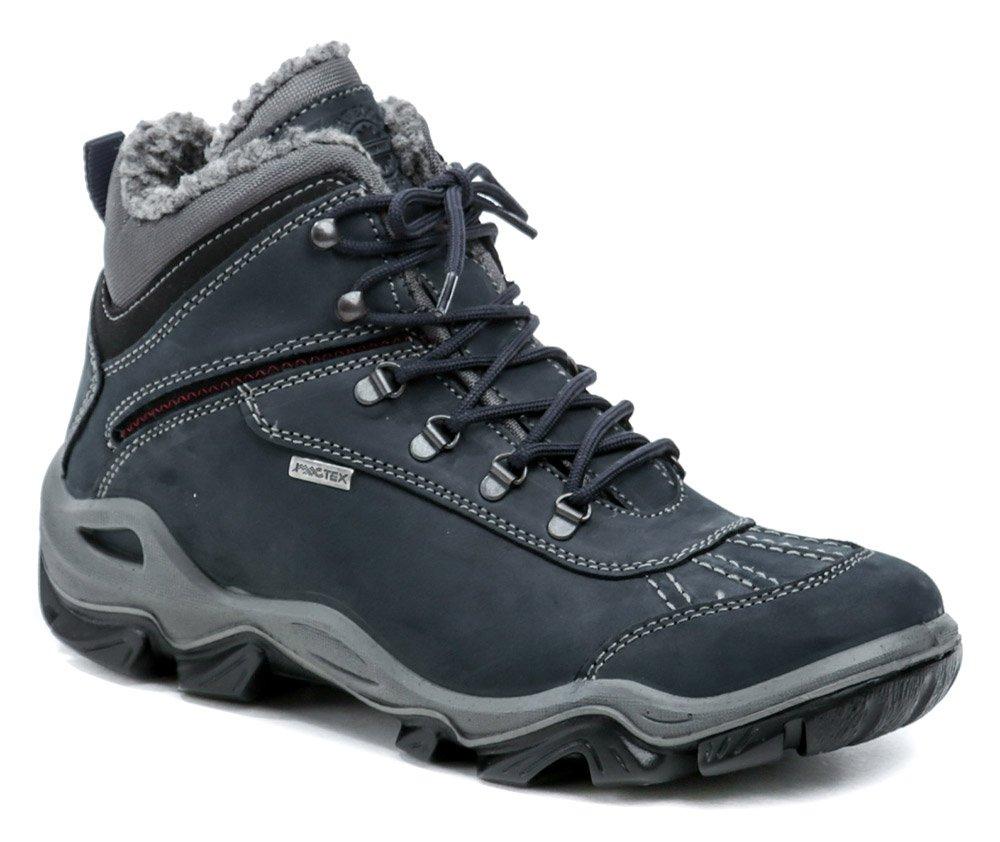 IMAC 182661 tmavo modré dámske zimné topánky EUR 39