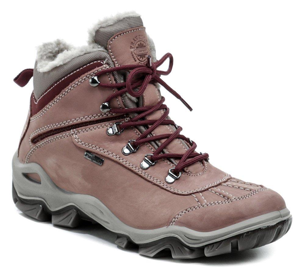 IMAC 808708 ružové dámske zimné topánky EUR 39