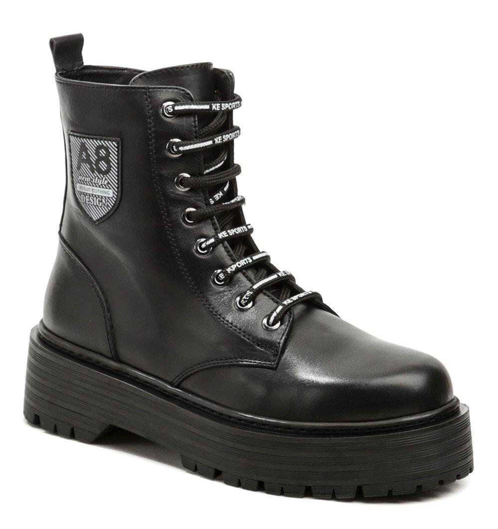 Wild 0541528121943A čierne dámske zimné topánky EUR 42