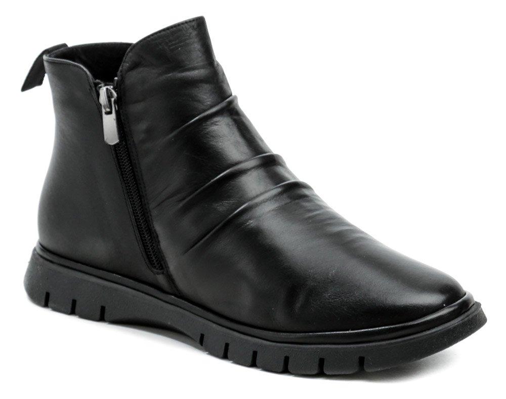 Wild 15019116C čierne dámske zimné topánky EUR 38