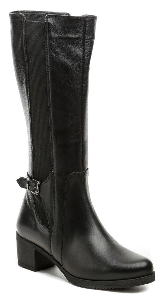 Wild 07744594A čierne dámske zimné čižmy EUR 38
