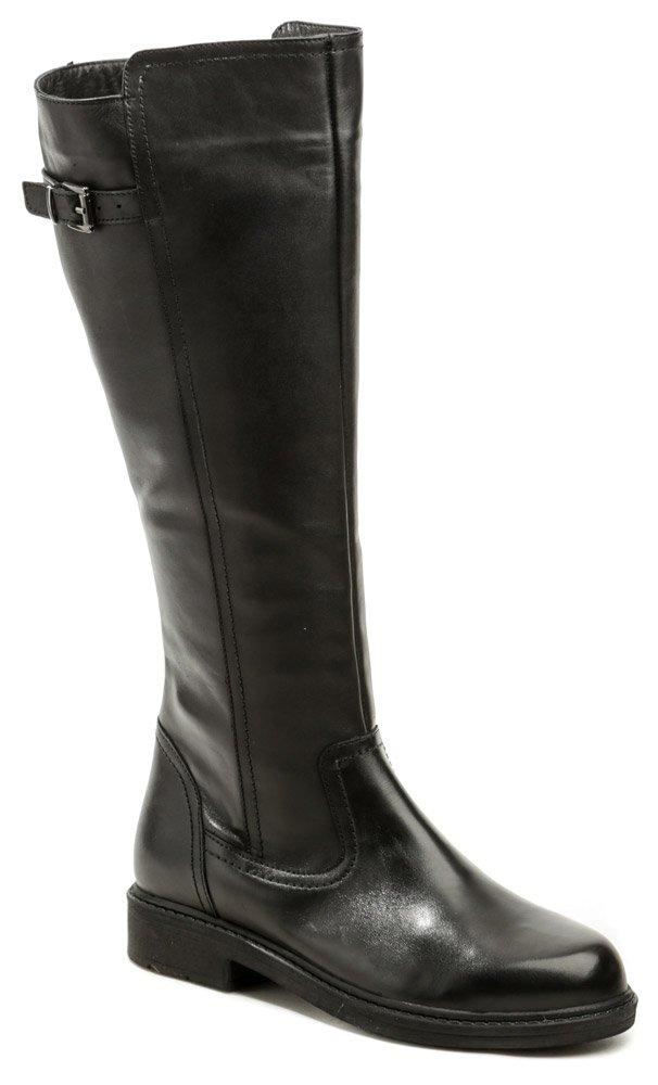 Wild 07744570A čierne dámske zimné čižmy EUR 38