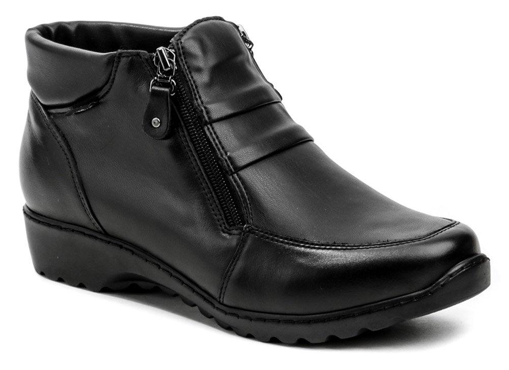 Axel AXCW166 čierne dámske topánky EUR 38
